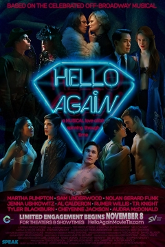 Poster Hello Again