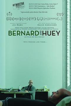 Poster Bernard And Huey