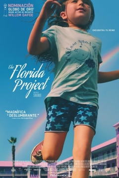 Poster The Florida Project