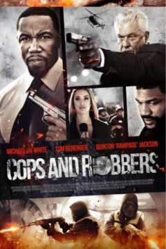 Poster Cops And Robbers