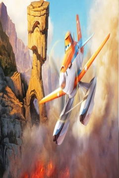 Poster Aviones 3
