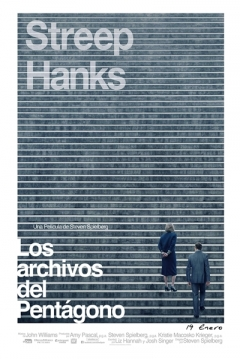 Poster Los Archivos del Pentágono