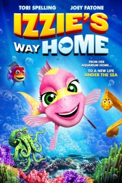 Poster Izzie's Way Home