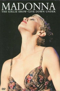 Poster Madonna: The Girlie Show - Live Down Under