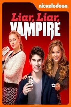 Poster Liar, Liar, Vampire