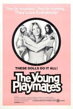 Poster The Young Playmates