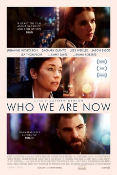 Poster Who We Are Now