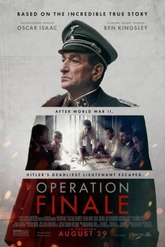 Ficha Operation Finale