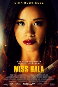 Poster Miss Bala (Remake)