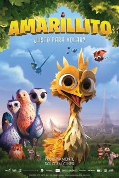 Poster Amarillito