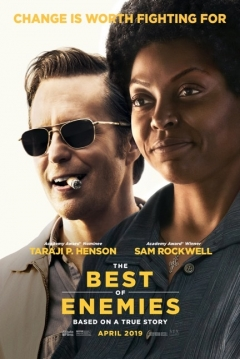 Poster The Best of Enemies