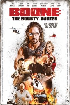 Poster Boone, El Cazarrecompensas