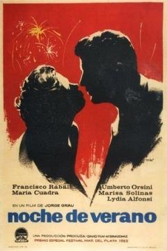 Poster Noche de Verano