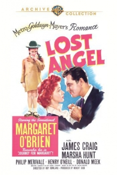 Poster Lost Angel