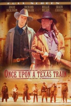 Poster Texas Train