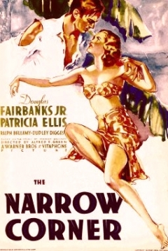 Poster The Narrow Corner