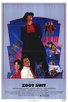 Poster Zoot Suit