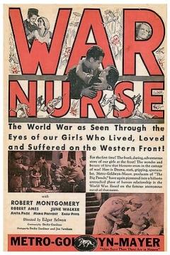 Poster Enfermeras de Guerra
