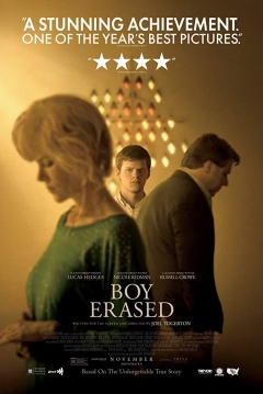 Poster Boy Erased