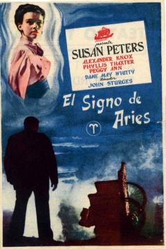 Poster El Signo de Aries