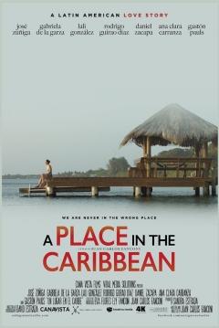 Poster Un Lugar En El Caribe
