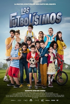 Poster Los Futbolísimos