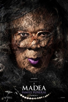 Poster Tyler Perry's A Madea Family Funeral
