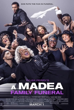 Poster A Madea Family Funeral