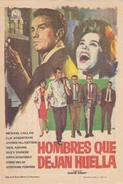 Poster Hombres que Dejan Huella