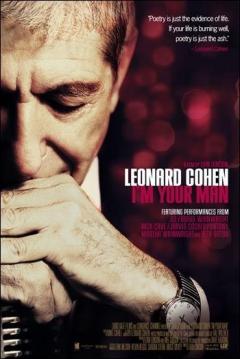 Poster Leonard Cohen: I'm Your Man