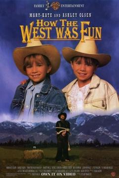 Poster Dos en el Oeste