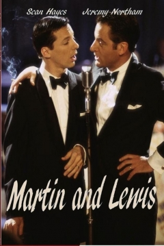 Poster Martin y Lewis