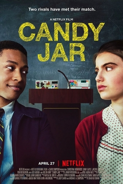 Poster Candy Jar