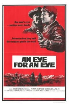 Poster An Eye For An Eye