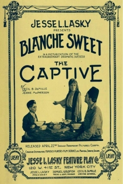 Poster The Captive