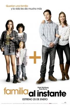 Poster Familia al Instante