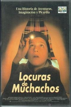 Poster Locuras de Muchachos