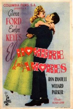Poster El Hombre de mis Amores