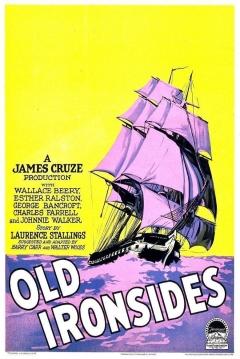 Poster Old Ironsides (Trípoli)