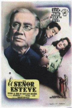 Poster El Señor Esteve