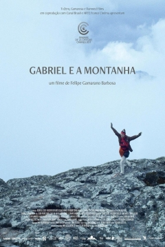 Poster Gabriel and the Mountain