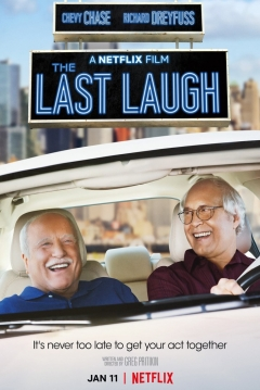 Poster The Last Laugh