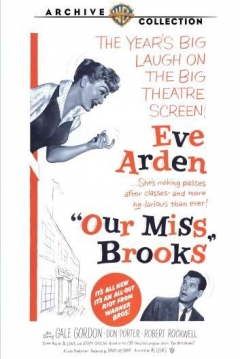 Poster Our Miss Brooks