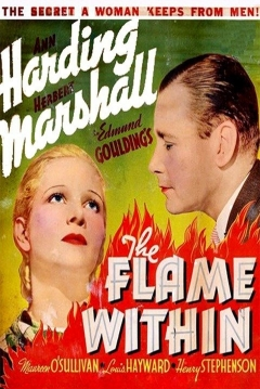 Poster The Flame Within