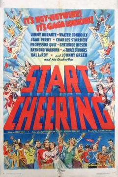 Poster Start Cheering