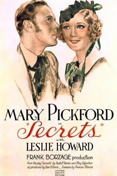 Poster Secretos