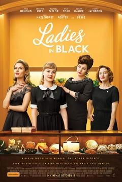 Poster Ladies In Black
