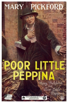 Poster Poor Little Peppina