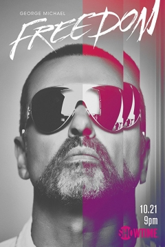 Poster George Michael: Freedom