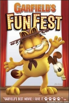Poster Garfield's Fun Fest